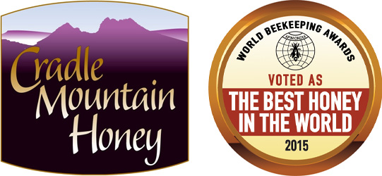 cradle mountain honey the worlds best honey 2015