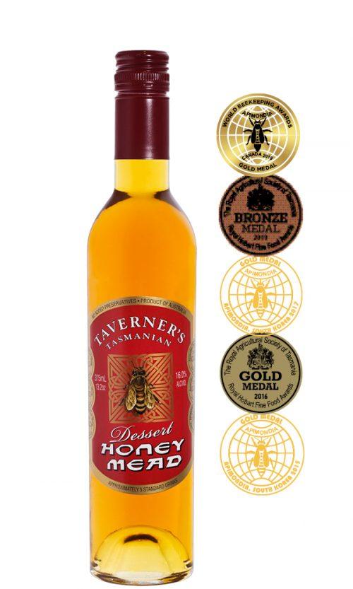 Taverner's Tasmanian Dessert Honey Mead 375mL