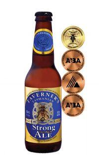 Taverner's Tasmanian Strong Honey Ale 330mL