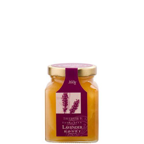 Taverner's Tasmanian Lavender Honey 160g jar