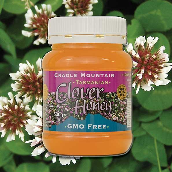 Tasmanian Clover Honey