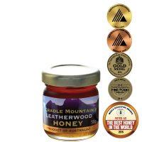 Cradle Mountain Tasmanian Leatherwood Honey 50g jar