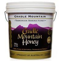 Cradle Mountain East Coast Tasmanian Manuka Honey 20kg Pail